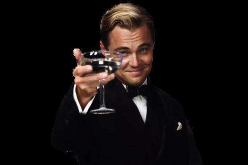 Leonardo DiCaprio Clipart