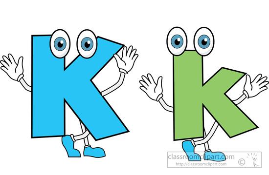 letter-alphabet-k-upper-lower- .