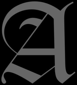 Letter Clipart Image