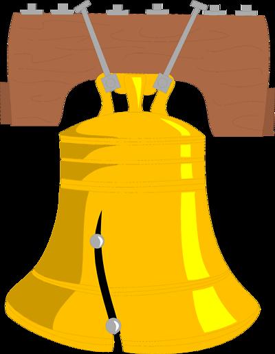 Liberty Bell Vector Clipart Best