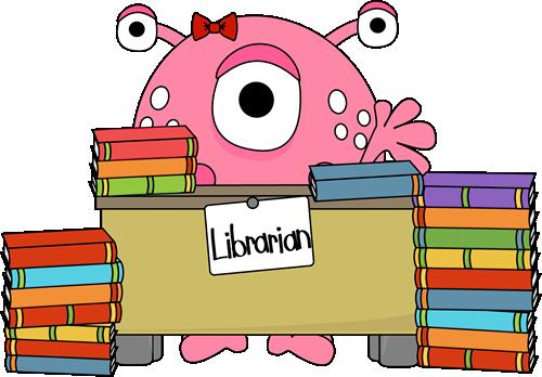 Librarian Clip Art. Librarian cliparts