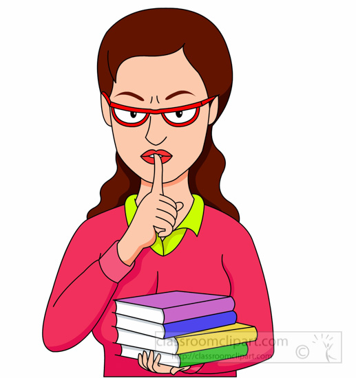 librarian-iwth-fingers-over-lips-for-quiet-clipart.