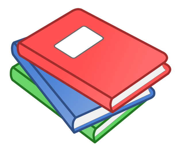 Library Book Clipart Clipart Panda Free Clipart Images