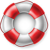 Life Preserver clipart and illustrations