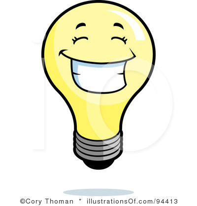 Clipart Lightbulb Clipart