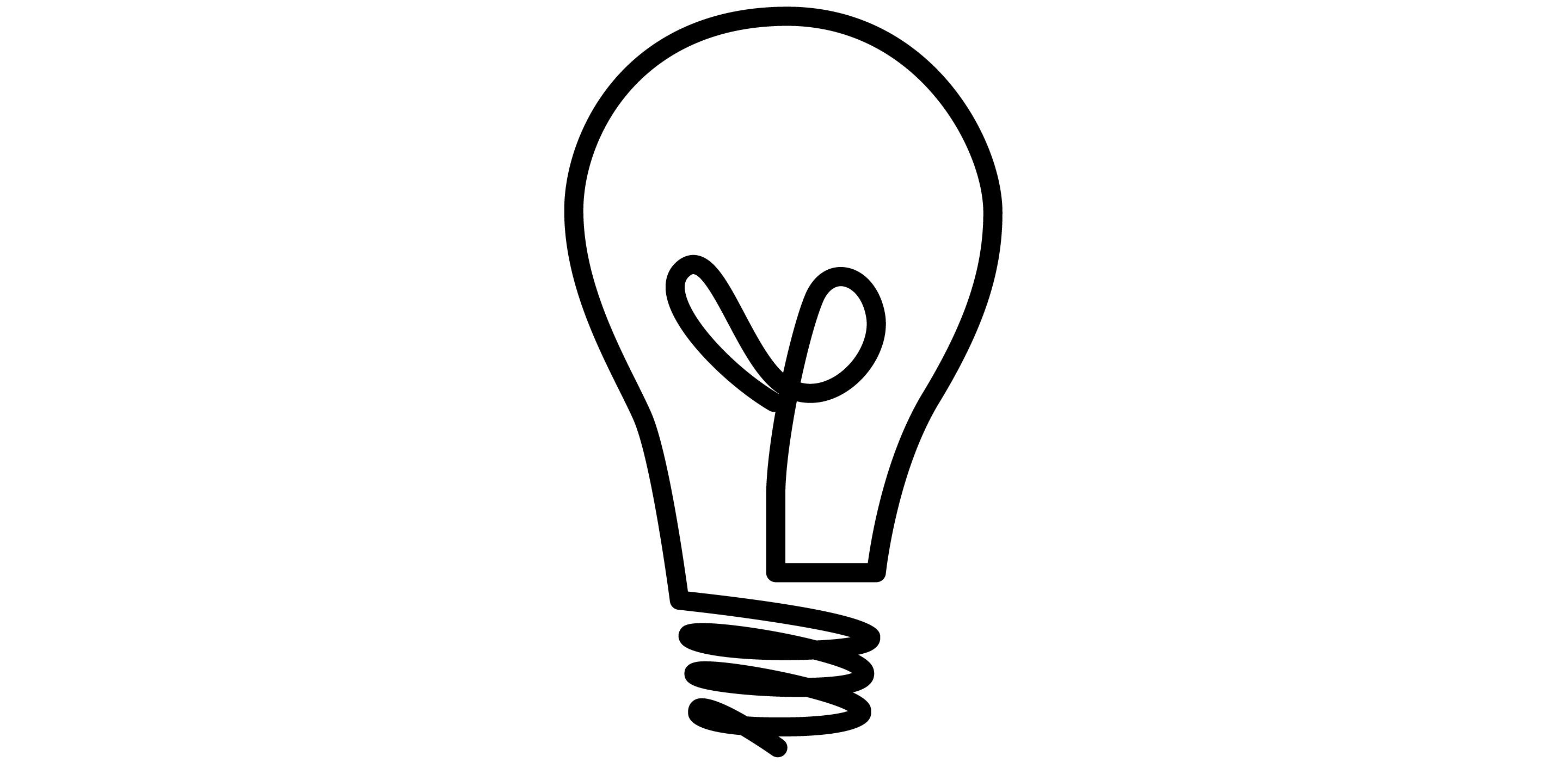 Light Bulb clipart vector #8