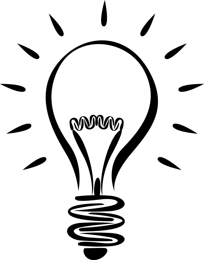Lightbulb free light bulb clip art pictures hdclipartall