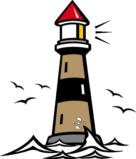 lighthouse clipart