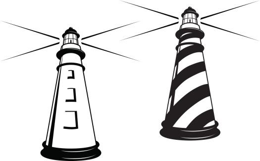 lighthouse clipart christian  - Lighthouse Clipart