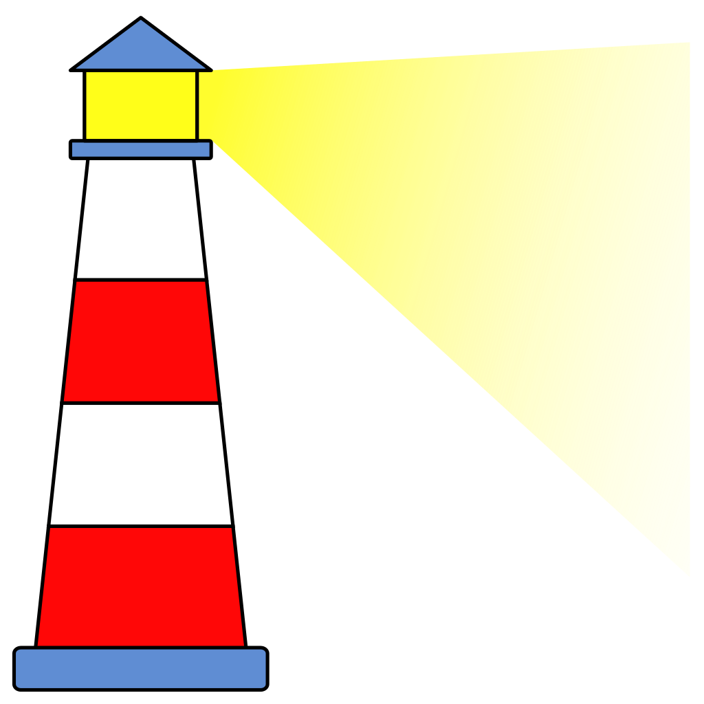 Lighthouse clipart clipart kid 2