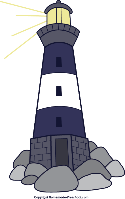 Lighthouse Clipart Free - Lighthouse Clipart