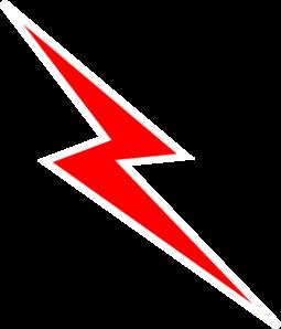 Lightning bolt lightening high quality clip art