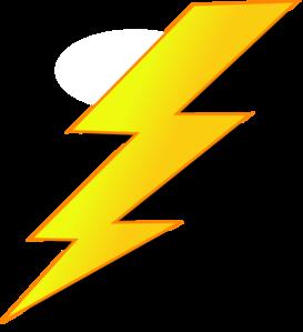 Lightning Clip Art At Clker Com Vector Clip Art Online Royalty Free
