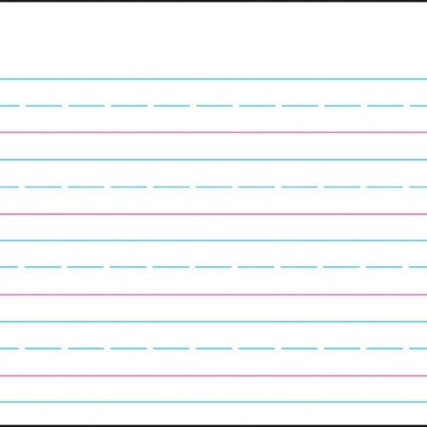 Handwriting Lines u2013 Pertamini.co regarding Primary Lined Paper Clipart