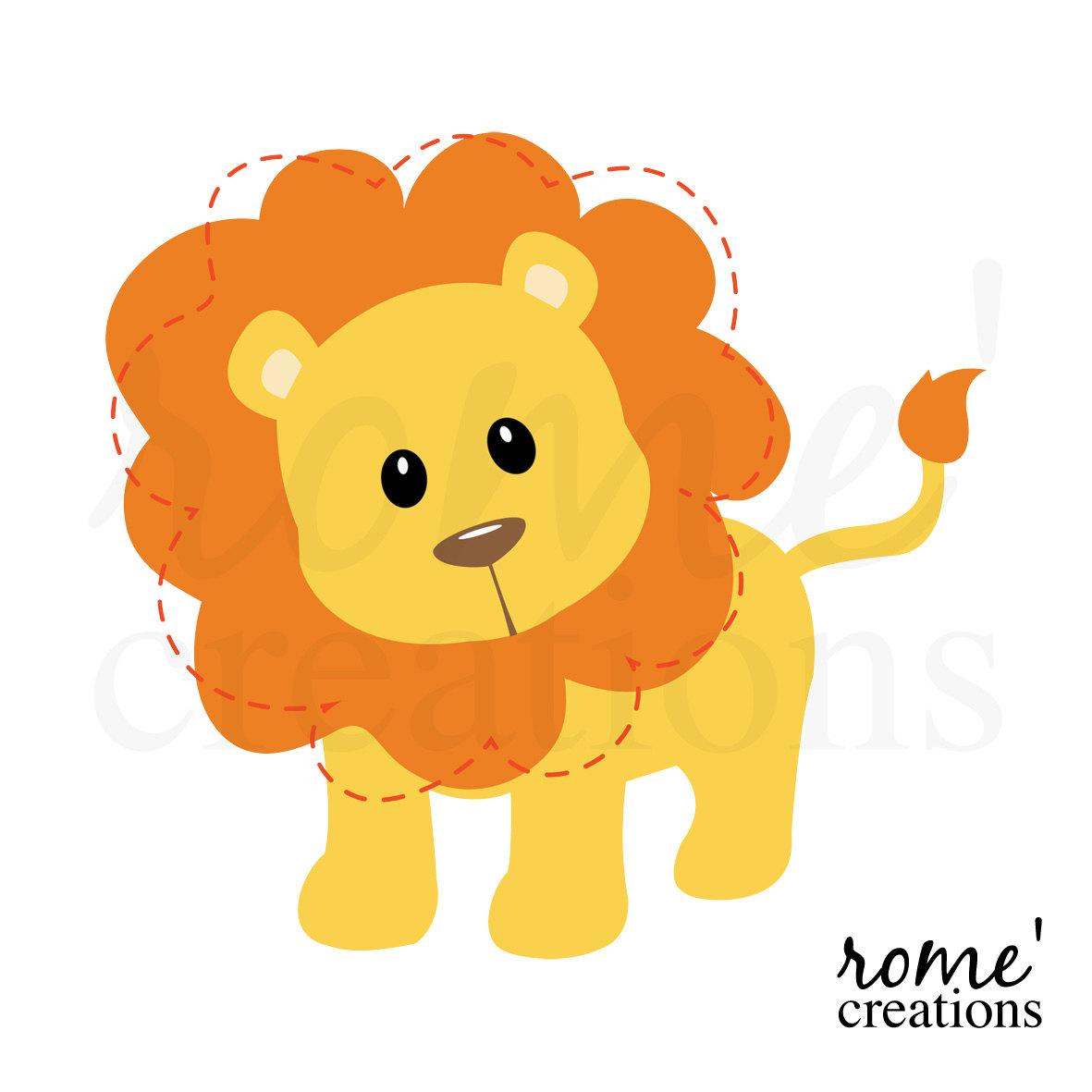 Lion Clip Art Lion Clipart .