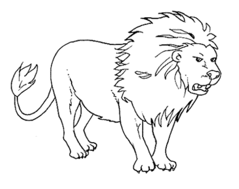 images free Lion Clipart Black And White face. Lion clipart black and white.