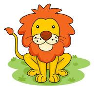 lion clipart. Size: 86 Kb