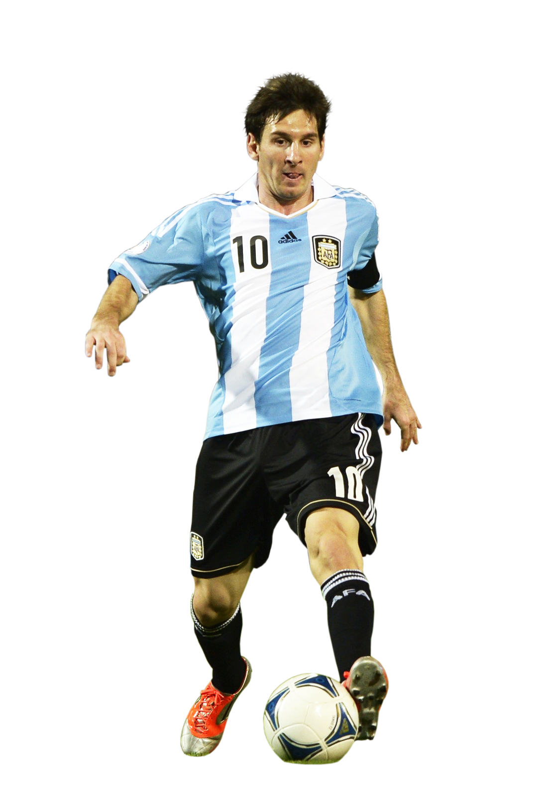 Lionel Messi File PNG Image