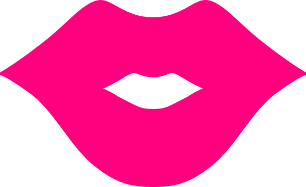 Lips Clipart this image as: