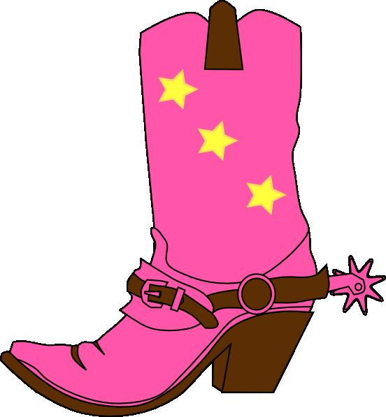little cowboy clipart