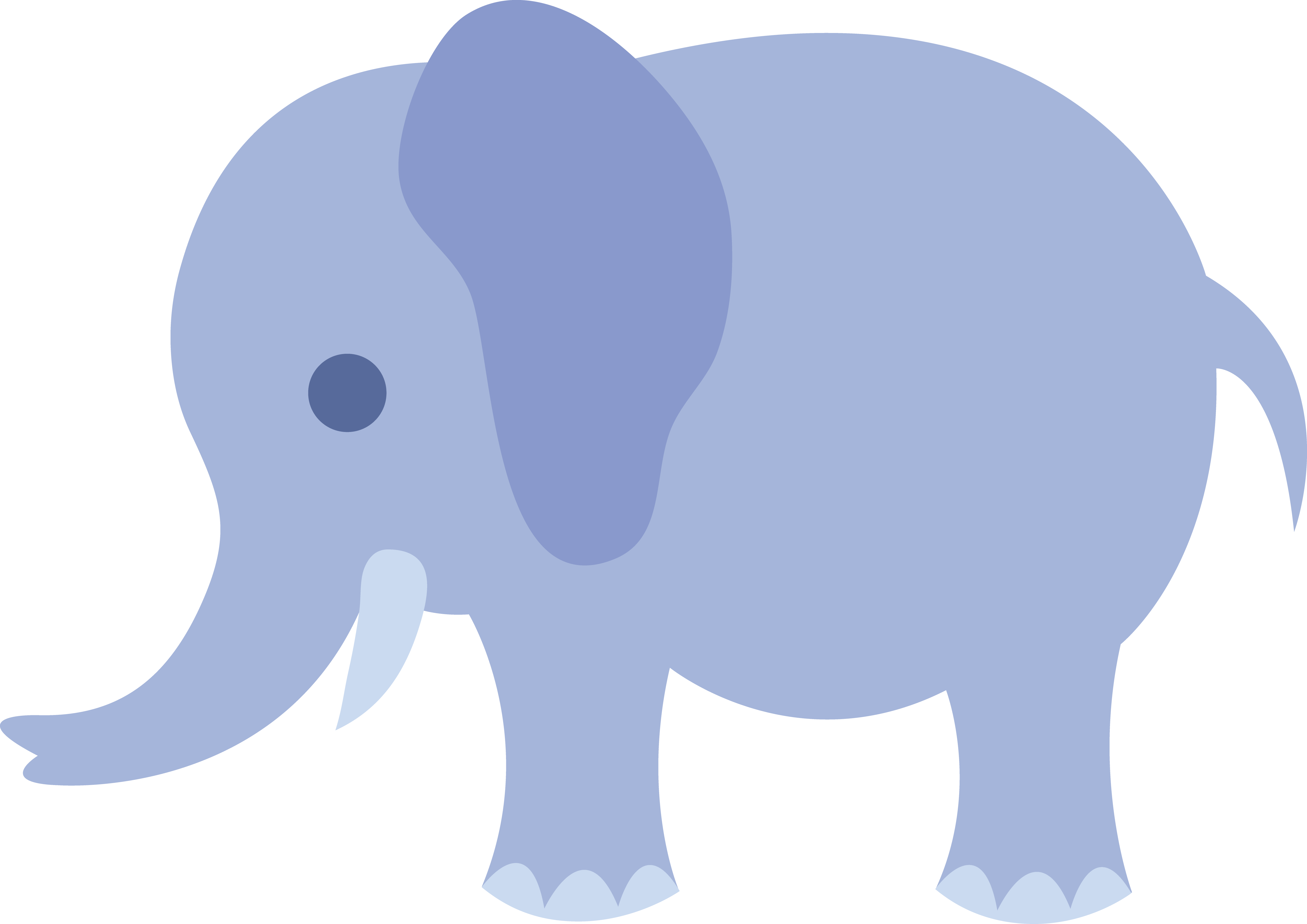 Little Blue Elephant - Free .