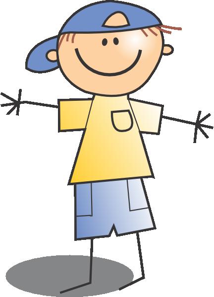 Little Boy Clipart Cliparts Co
