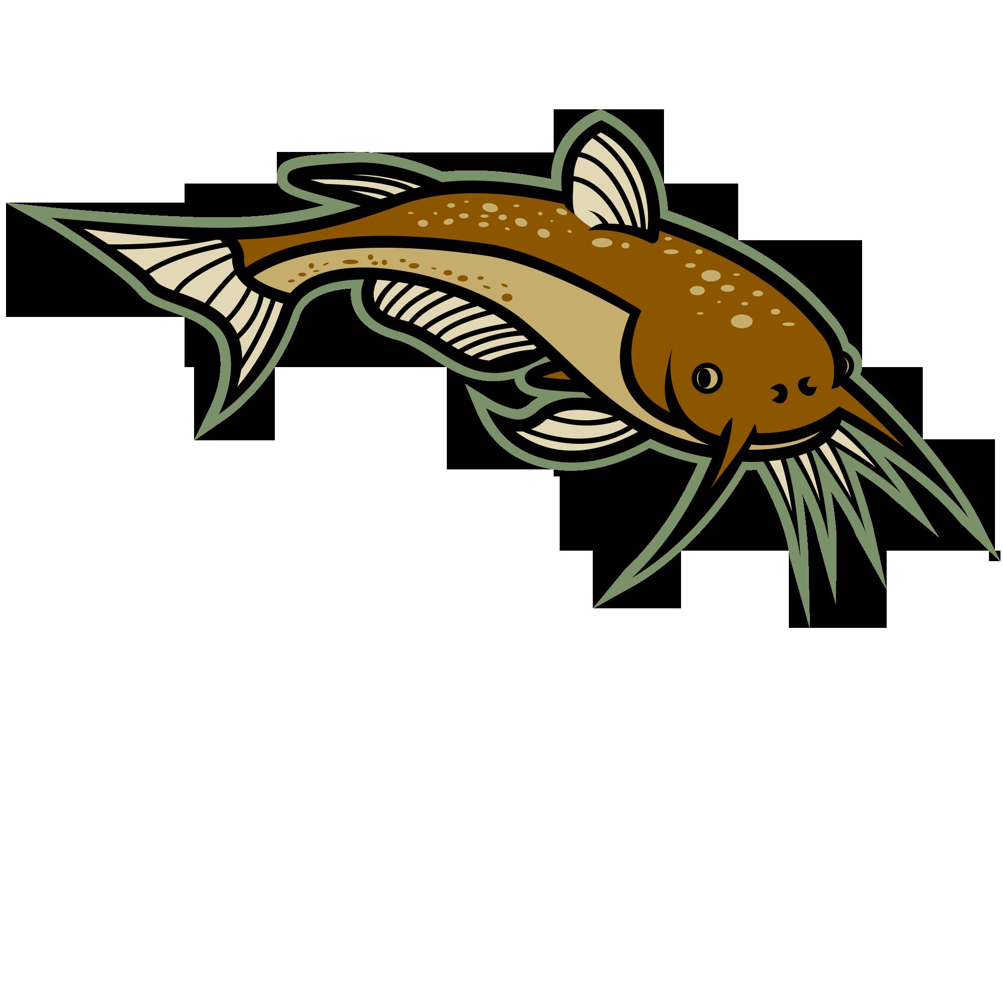 Little Catfish Clipart