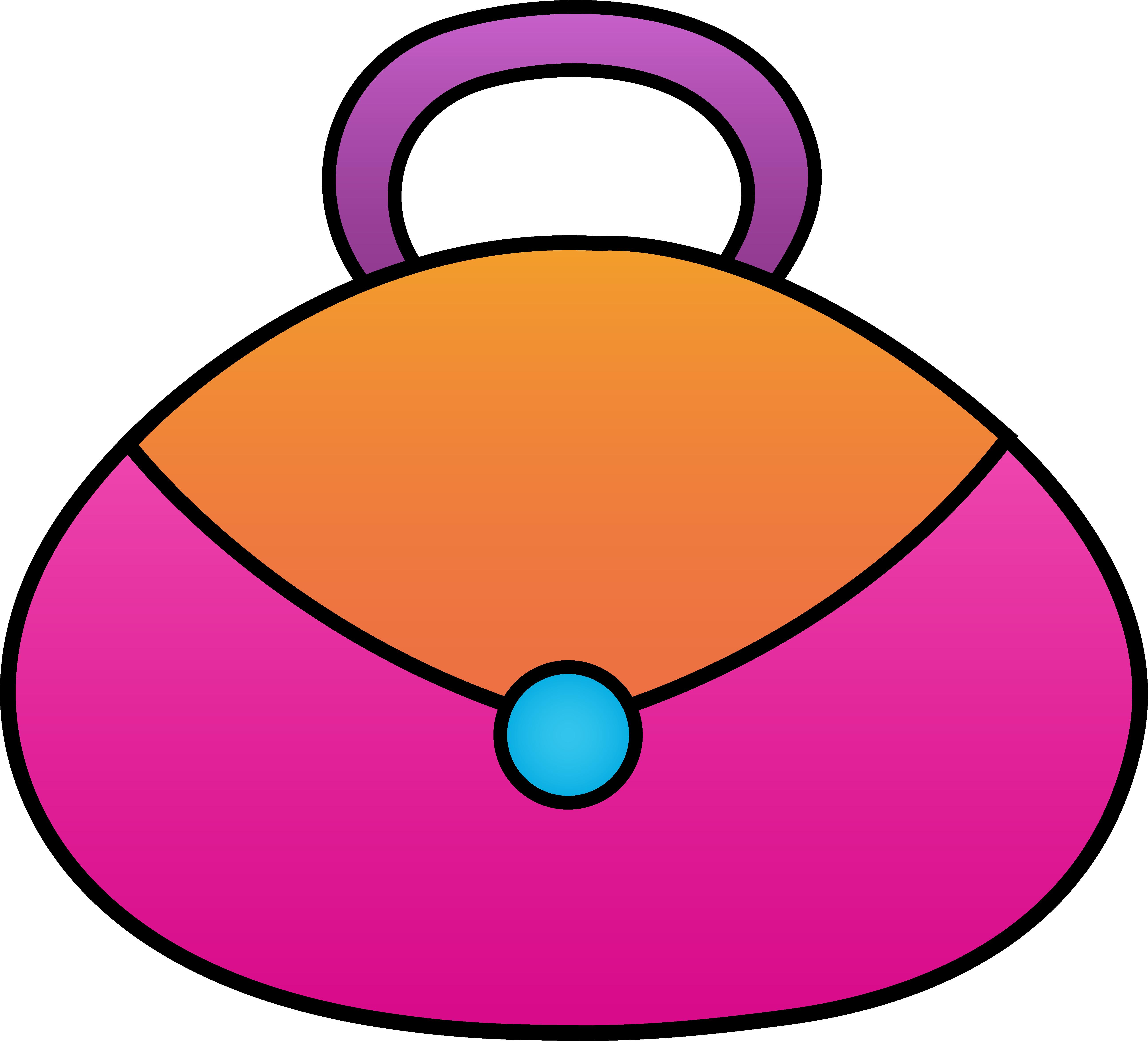 Little Pink Purse - Free Clip .