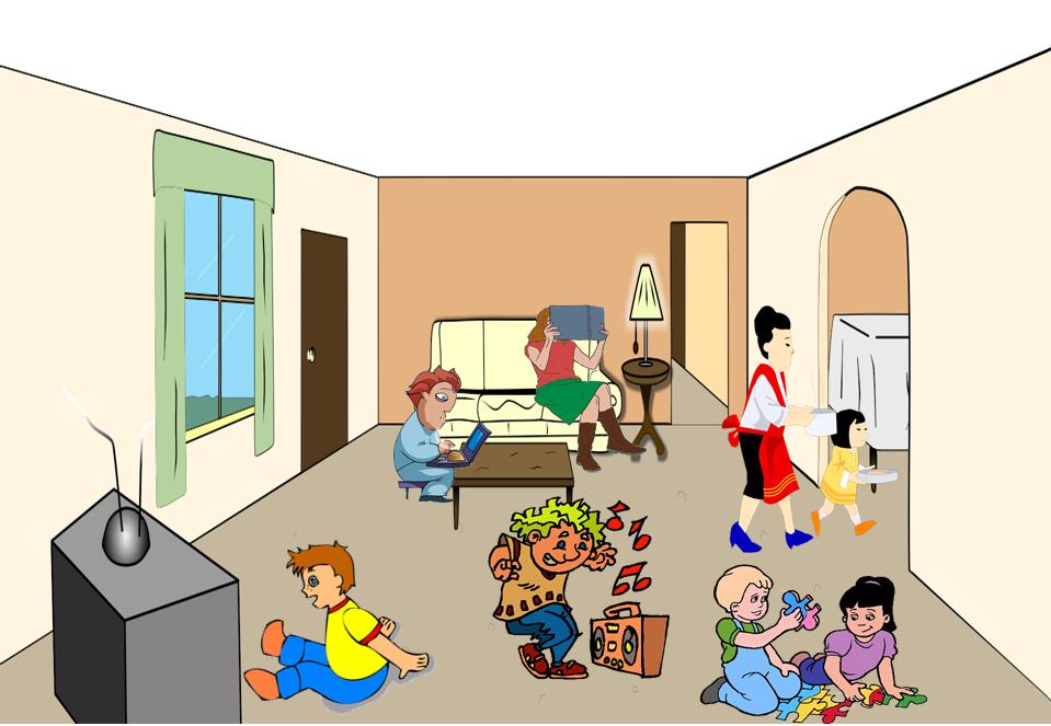 Living Room Free Images At Clker Com Vector Clip Art Online