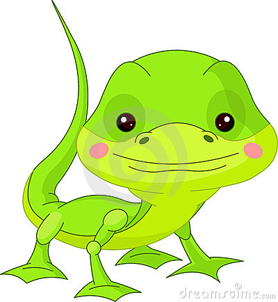 Lizard Clipart Page 1