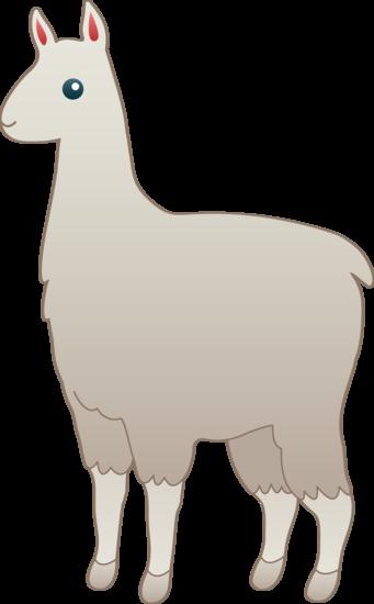 Llama clipart cliparts