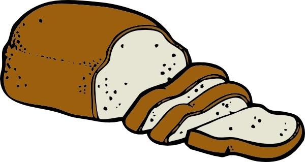 Loaf Of Bread clip art