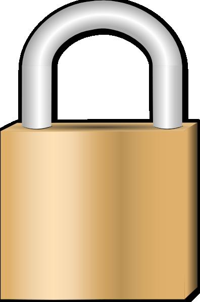 Lock Clip Art At Clker Com Vector Clip Art Online Royalty Free