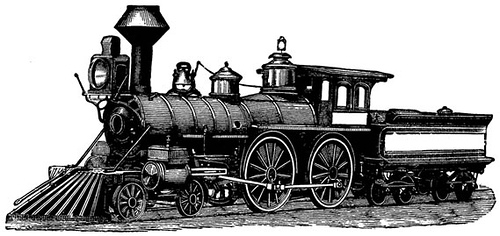 Locomotive train clip art. 1000  images about Trains on .