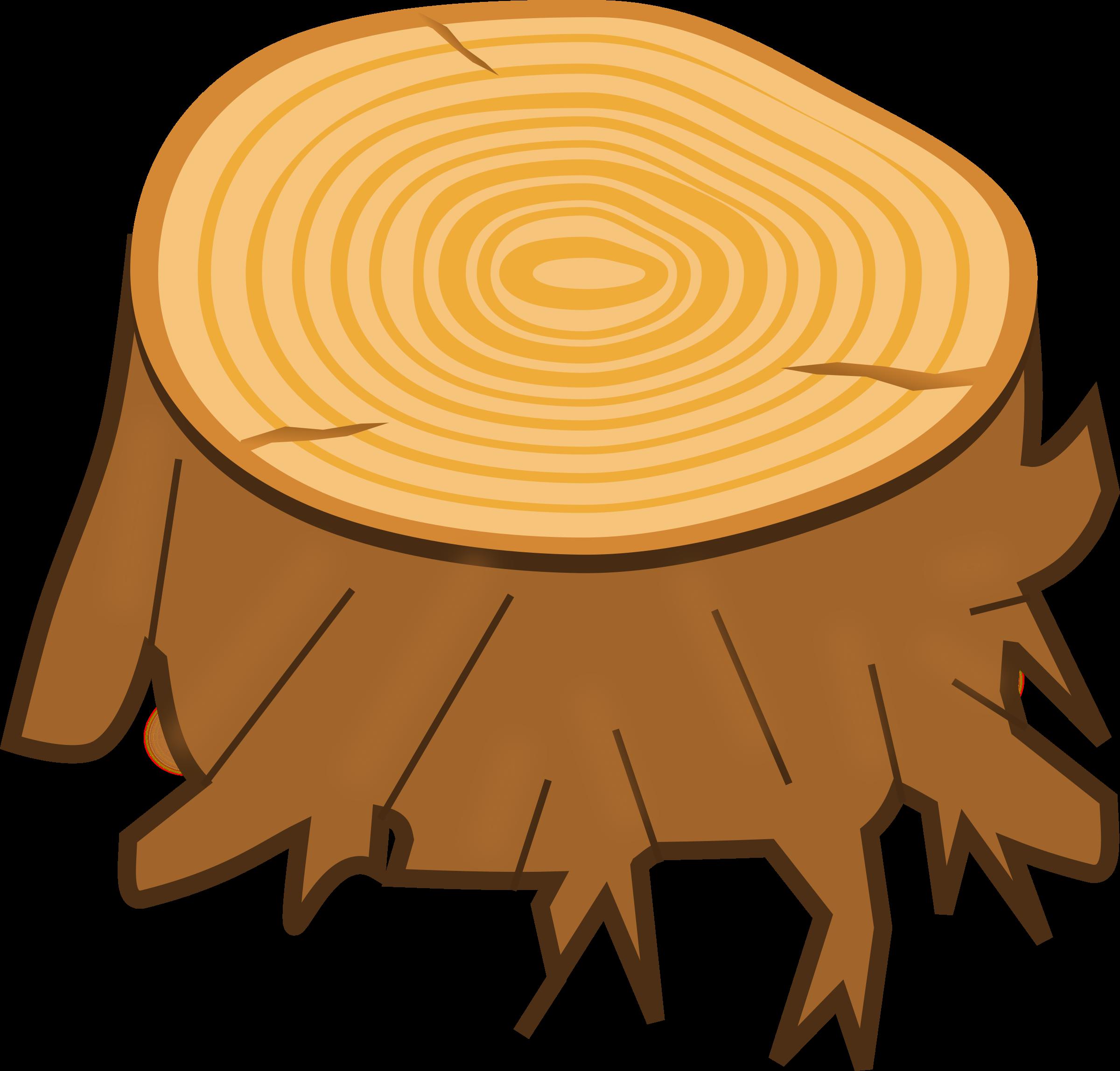 log stump clip art Gallery