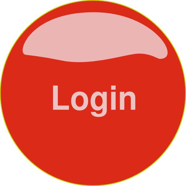 Login Button clip art