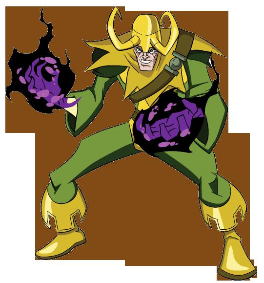 Loki avengers clipart