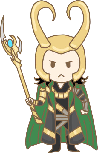 Loki Chibi by Abracadabagail on DeviantArt