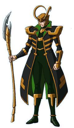 Loki laufeyson clipart