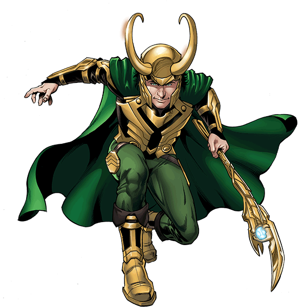 Loki Transparent PNG Image