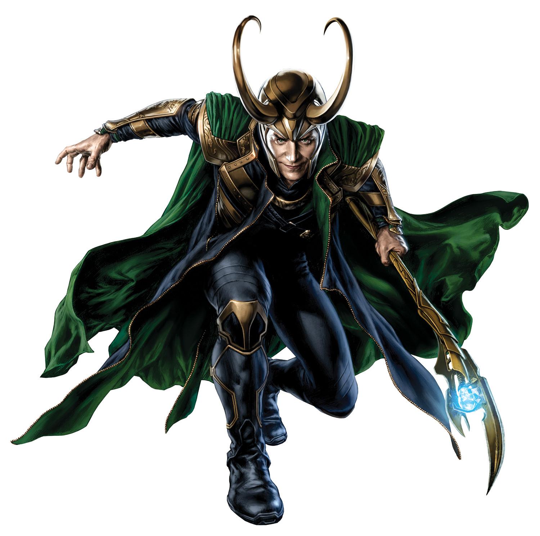 Marvel Loki Clipart #1