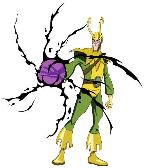 Marvel Loki Clipart