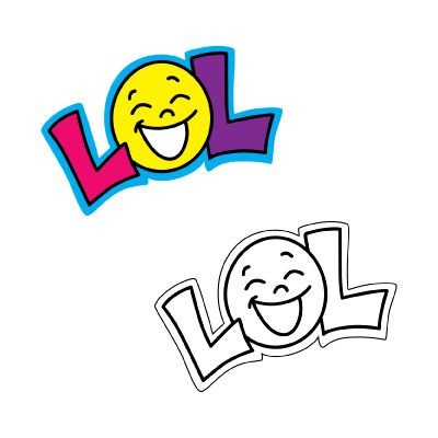 LOL (Color u0026 Digi) - LOL Clipart