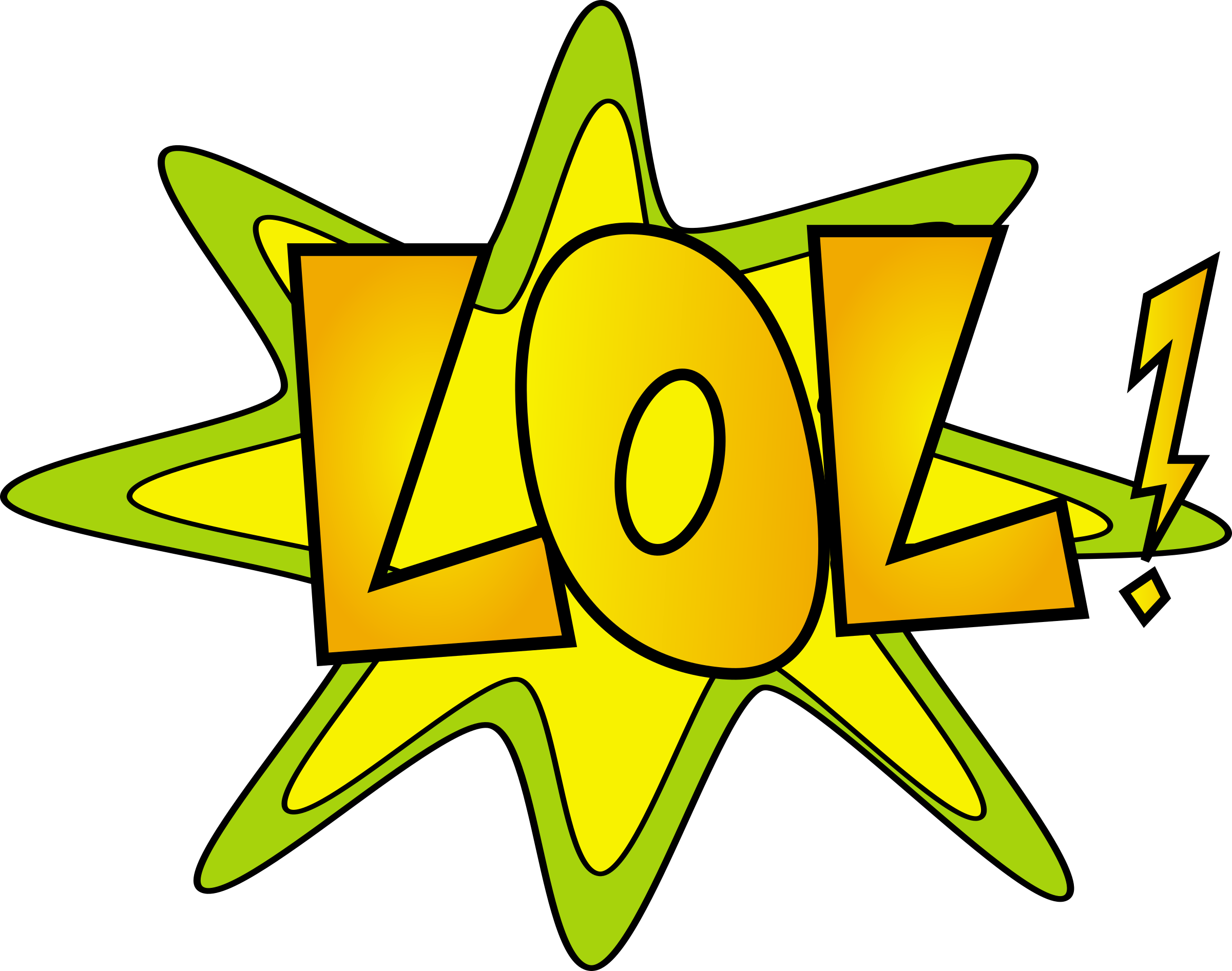 LOL! Laughing Out Loud - LOL Clipart
