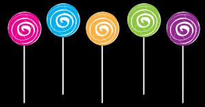 Lollipop cliparts