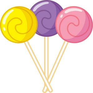Lollipops Clip Art Images Lollipops Stock Photos Clipart Lollipops