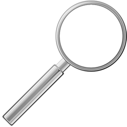 Format: PNG - Loupe Clipart