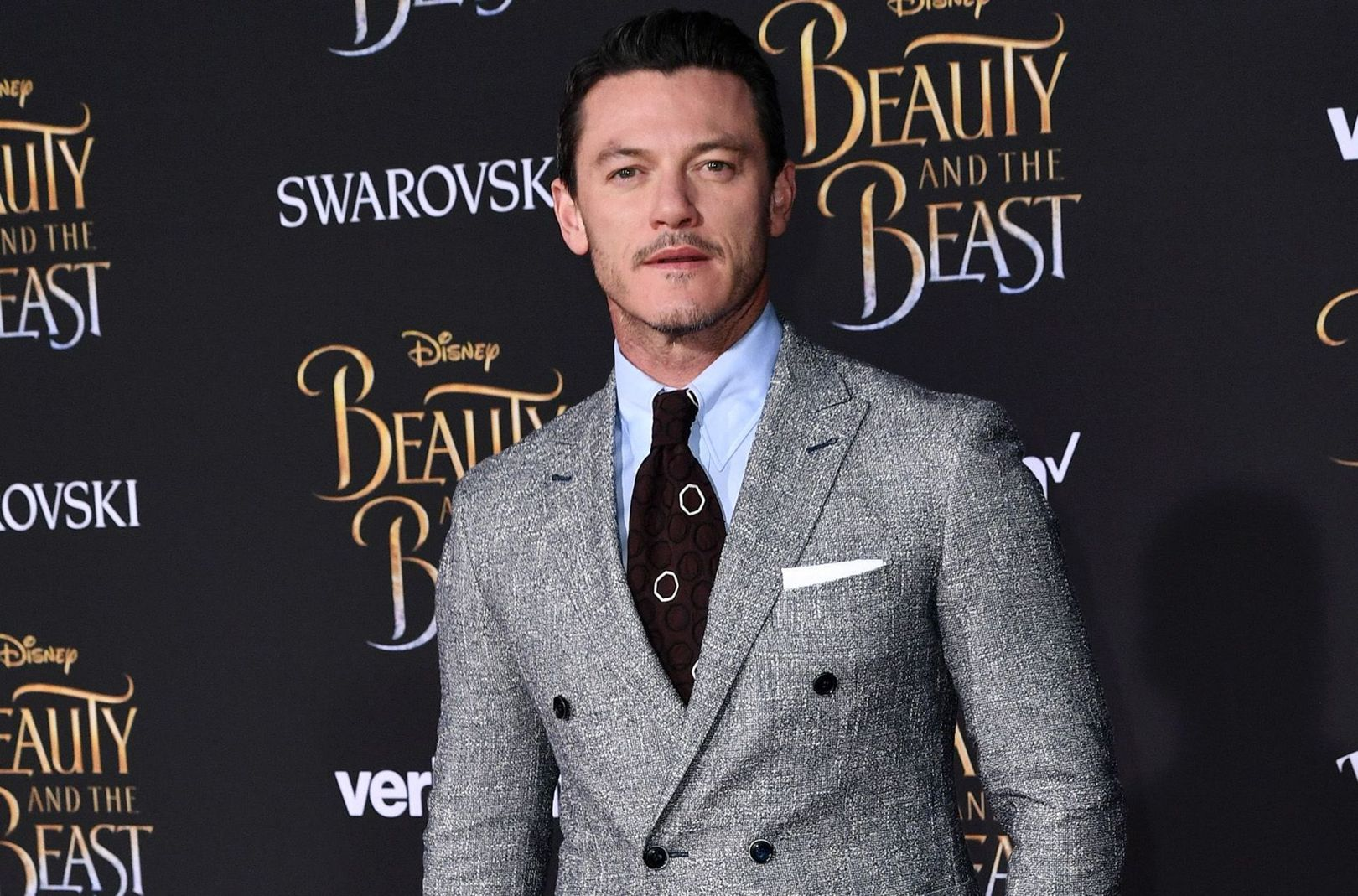 Beauty and the Beast star Luk - Luke Evans Clipart