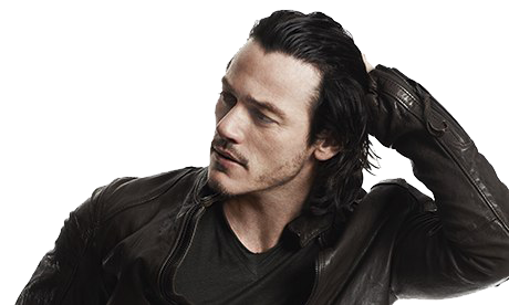 Luke Evans PNG File