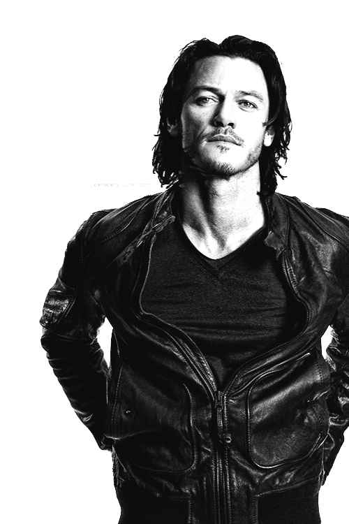 Luke Evans Transparent PNG